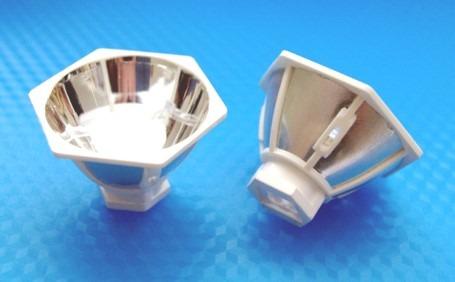 Hybrid Reflector central lens